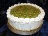 Kiwi-Sahne-Torte
